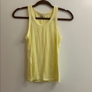 Wilfred Bright Yellow Tank